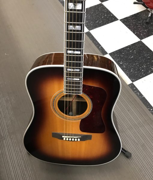 Guild D-55 Dreadnought Acoustic Guitar