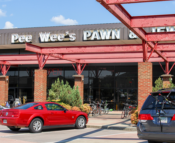 Pee wee 39 s pawn pawn shop in pelham bessemer and trussville for Jewelry pawn shops birmingham al